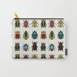 Scarab Beetles Carry-All Pouch