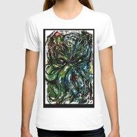 cthulu T-shirts featuring Johnny Cthulhu by J.M. Hunter