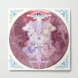 The Book of Moon Metal Print