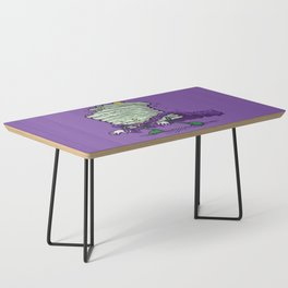 Captain Zombiecake Coffee Table