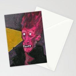 Screeching Monkey Noises Stationery Cards