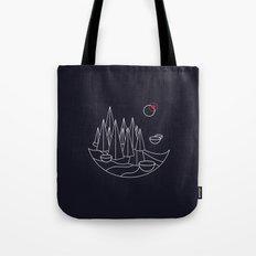 Visit Utopia Tote Bag