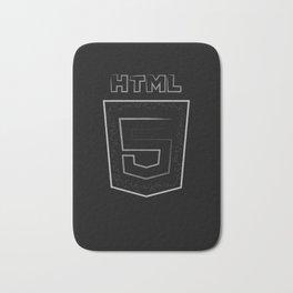 HTML 5 Bath Mat