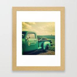 Stillpoint Farm Framed Art Print