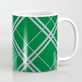 Slytherin Argyle Coffee Mug