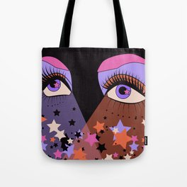 Star Gaze Tote Bag