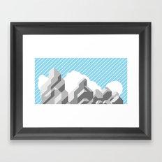SMW Framed Art Print