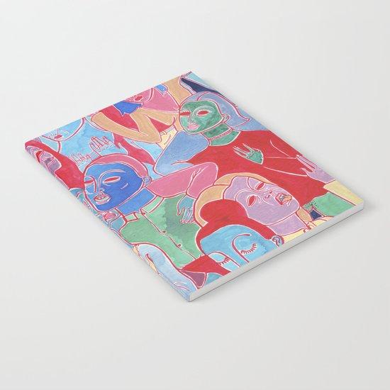 Alien Party Hard Notebook