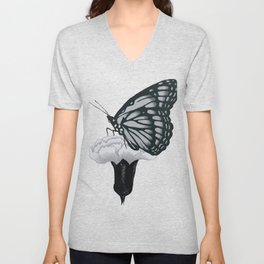 Peace In Nature Unisex V-Neck
