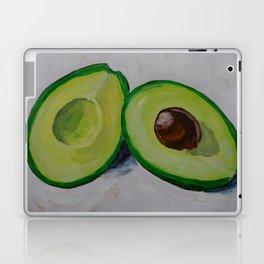 Happy avocado Laptop & iPad Skin