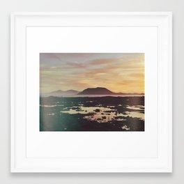 Fuerteventura Sunrise Framed Art Print