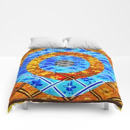Marquetry Comforters