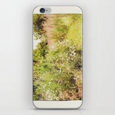 A Summer Garden. iPhone & iPod Skin