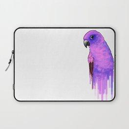 Sun Parakeet - Purple Laptop Sleeve