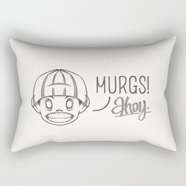 Original Murg Rectangular Pillow