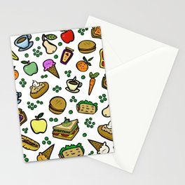 Food #2 Stationery Cards