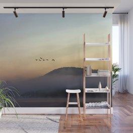 A Sunrise as Good as Gold Wall Mural