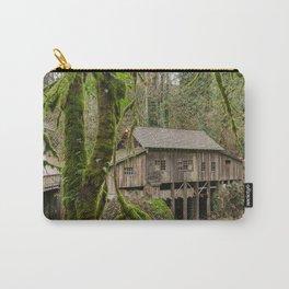 Cedar Creek Grist Mill in Woodland, Washington Carry-All Pouch