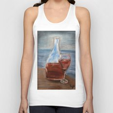 Elegance with ambiance Unisex Tank Top