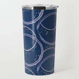 Cosmic Blues Travel Mug