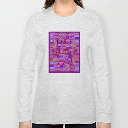 Colonia Incienso Cd de Guatemala Long Sleeve T-shirt