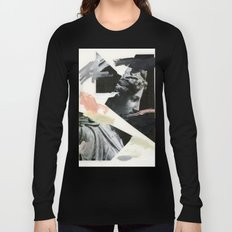 Untitled (Painted Composition 3) Long Sleeve T-shirt