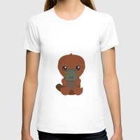platypus T-shirts featuring Platypus by triduscraft
