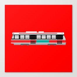 Toronto TTC Streetcar Canvas Print
