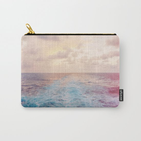 Sea Tracks Carry-All Pouch