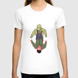 into myself T-shirt