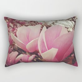 Wild Heart Pink Rectangular Pillow
