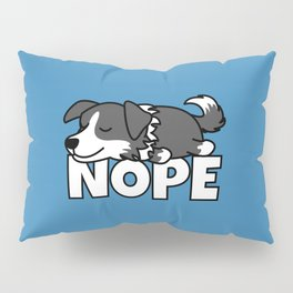 Border Collie Pillow Sham