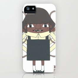 Hop, skip and jump iPhone Case
