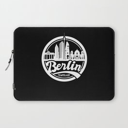 Berlin Tempelhof Germany Skyline Laptop Sleeve