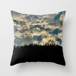 Another Sunset Throw Pillow