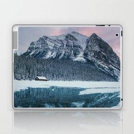 Sunset at Lake Louise Laptop & iPad Skin