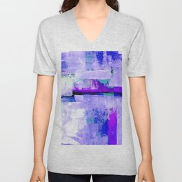 It's Time For Dreaming No.1m by Kathy Morton Stanion Unisex V-Neck