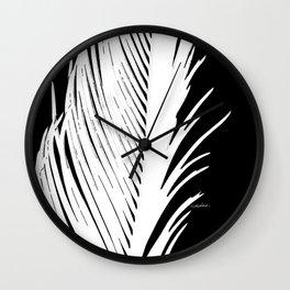 Tropic Lunar Nights Wall Clock