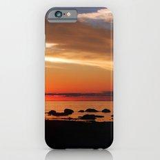 Cruising into the Setting Sun iPhone 6s Slim Case