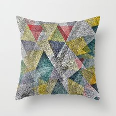 Rock Night Throw Pillow
