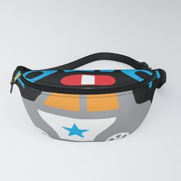 Future Police Officer Fanny Pack