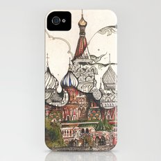 Moscow II Slim Case iPhone (4, 4s)