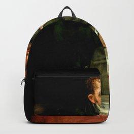 "Francisco Goya ""Self-Portrait with Dr. Arrieta"" Backpack"