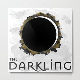 The Darkling - Grisha Metal Print