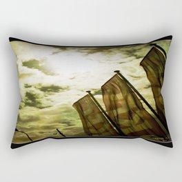 Feed me Clouds 2 Rectangular Pillow
