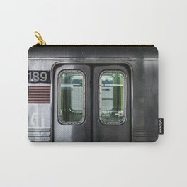 New York City Subway Carry-All Pouch