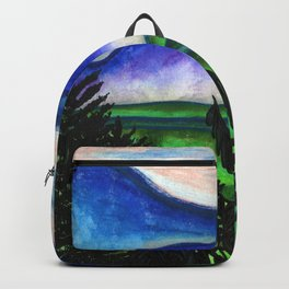 Vermont Mountains Backpack