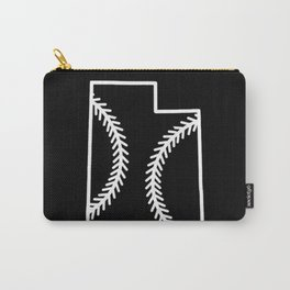 Utah Baseball USA State Pride Carry-All Pouch