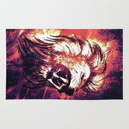 Power of the Lion Rug