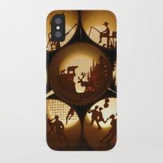 Rolls 1 (Rouleaux 1) iPhone X Slim Case